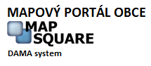 Obec Tetčice - mapový portál